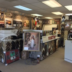 photo of my framing store edison nj united states the inside of