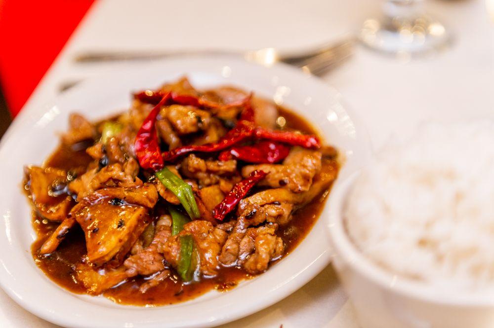 Paco Wongs Chinese Restaurant: 7111 N Mesa St, El Paso, TX