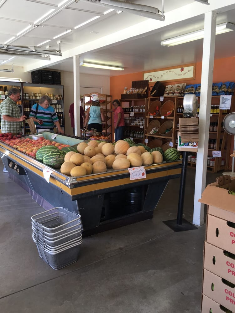 Herman Produce: 753 Elberta Ave, Palisade, CO