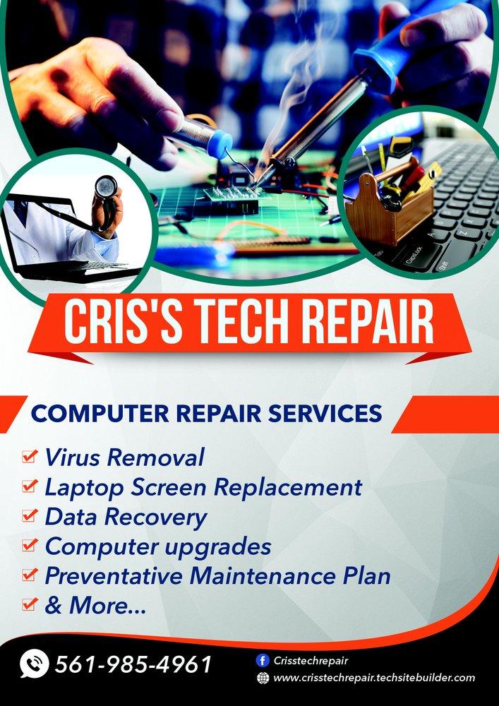 Cris's Tech Repair: Belle Glade, FL