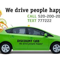 Discount cab coupons tucson