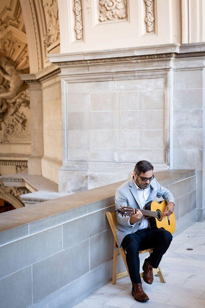 Jay Alvarez Romantic Weddings Guitar