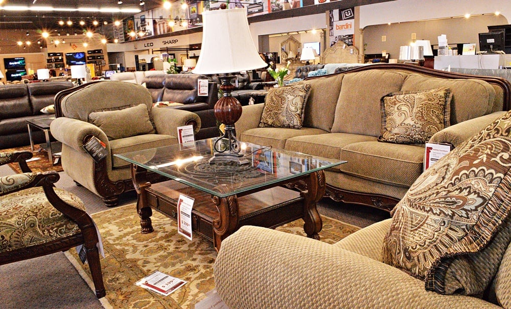 Ashley Furniture Sofa Set Yelp