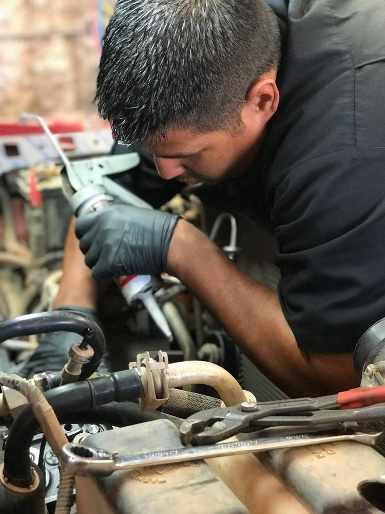 Tribe Automotive: 633 Kent Ave, Tuscola, TX