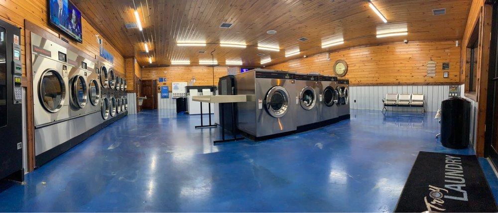 Troy Laundry - Union City: 218 East Harper St, Troy, TN