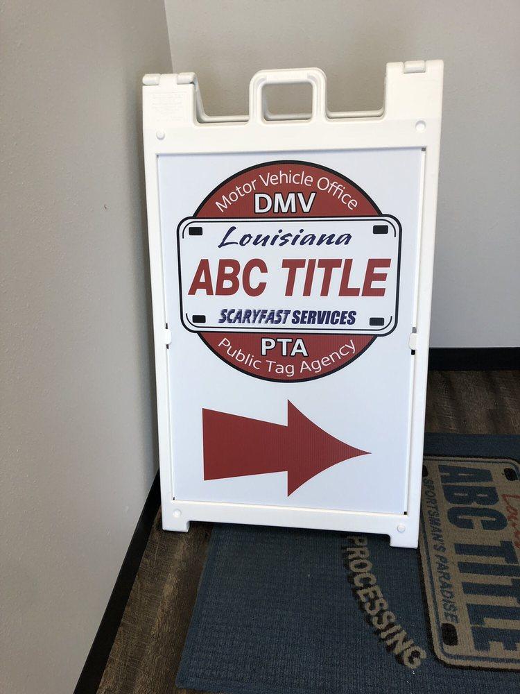 ABC Title of Metairie: 6820 Veterans Blvd, Metairie, LA