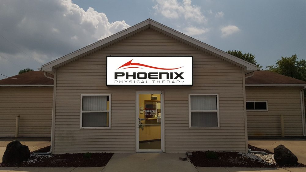 Phoenix Physical Therapy: 2 Terminal Dr, East Alton, IL