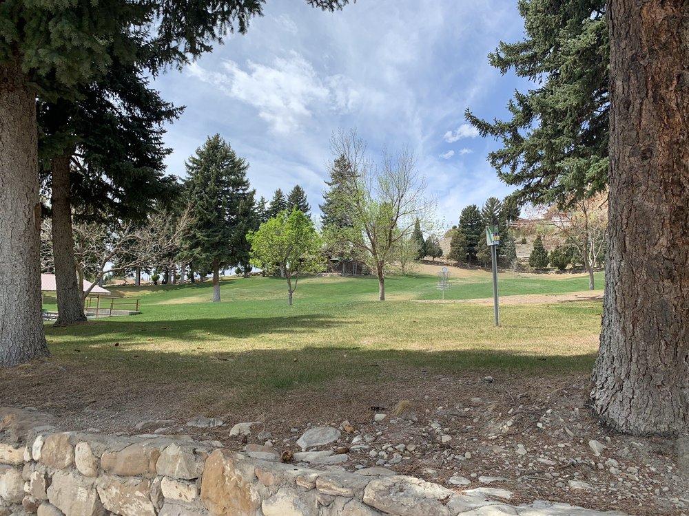 Pioneer Park: 501-599 North 100 E, Price, UT