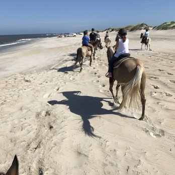 Photo Of Virginia Beach Horseback Va United States We Loved