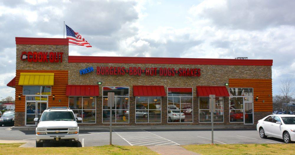 Fast Food Restaurants Rock Hill Sc