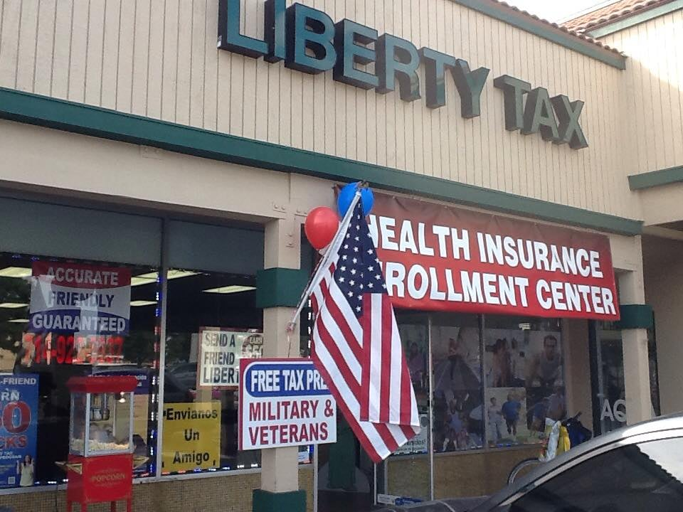 liberty tax office office front at tustin liberty tax check for our 986
