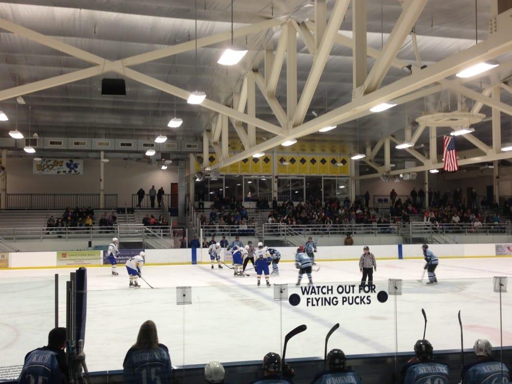 University of Delaware Ice Arena: 547 S College Ave, Newark, DE