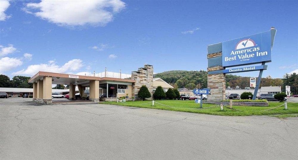 Americas Best Value Inn Bradford: 920 E Main St, Bradford, PA