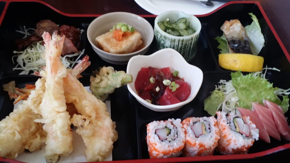 Best bento boxes on the island yelp for Aji 53 japanese cuisine