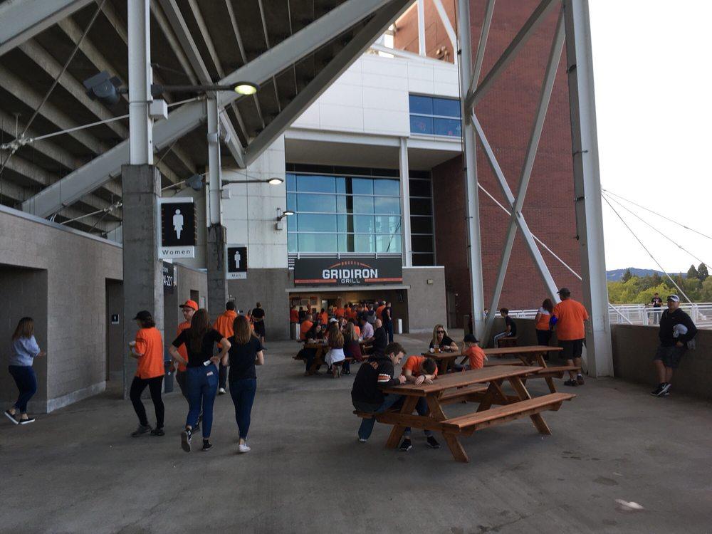Social Spots from Reser Stadium