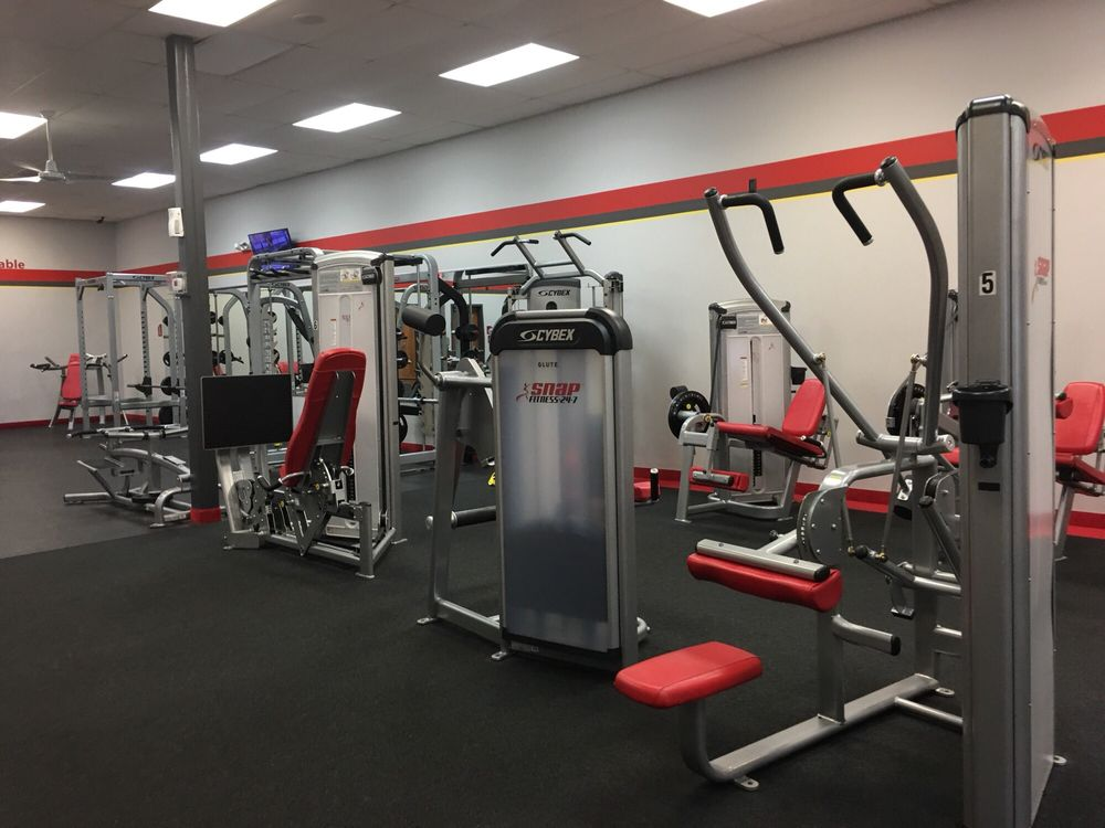 Snap Fitness: 1186 N Court St, Circleville, OH