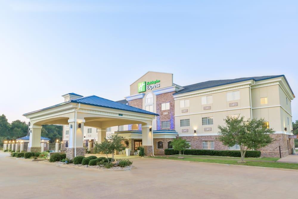 Holiday Inn Express Palestine: 1030 E Palestine Ave, Palestine, TX