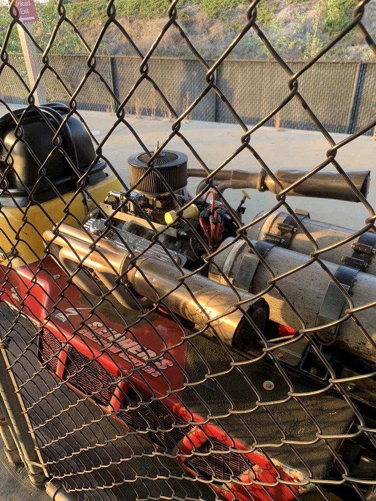 SpeedZone: 17871 Castleton St, City Of Industry, CA