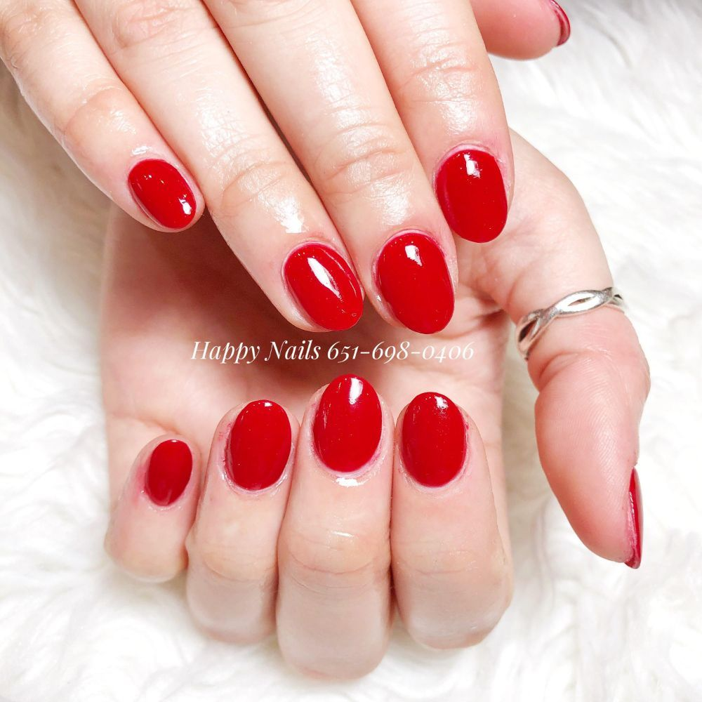 Happy Nails: 370 Snelling Ave S, Saint Paul, MN