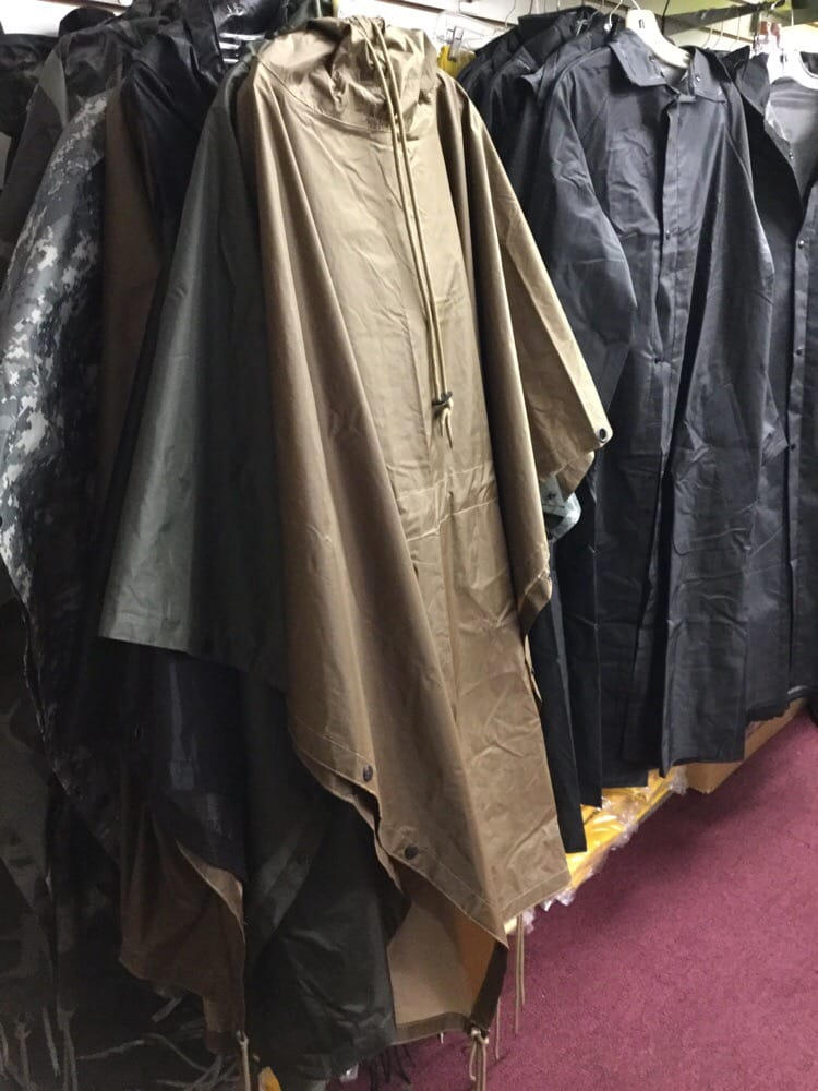 Rain Poncho And Rain Coats Are Both Heavy Duty Yelp