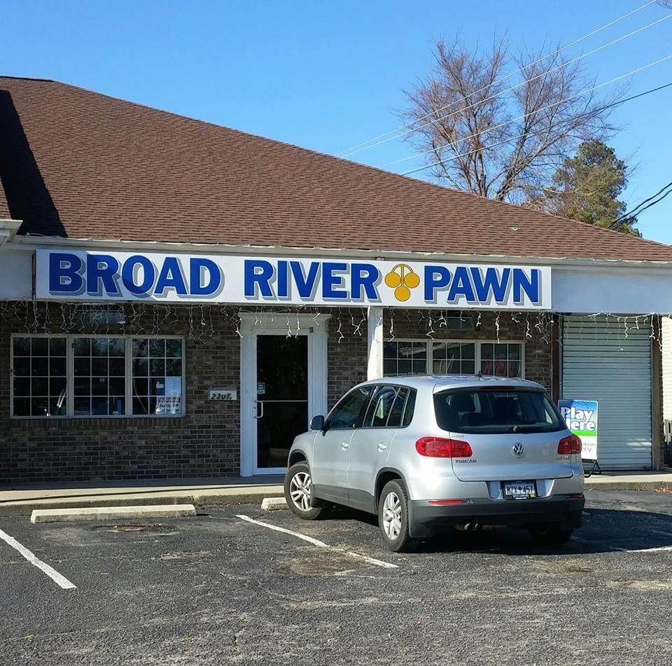Broad River Pawn: 2301 Bush River Rd, Columbia, SC