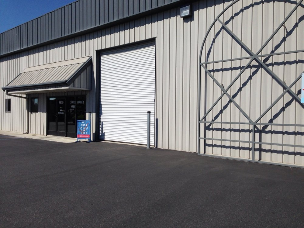 South County Smog Test Center: 8870 Forest St, Gilroy, CA