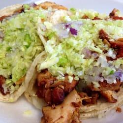 photo of backyard taco mesa az united states chicken tacos