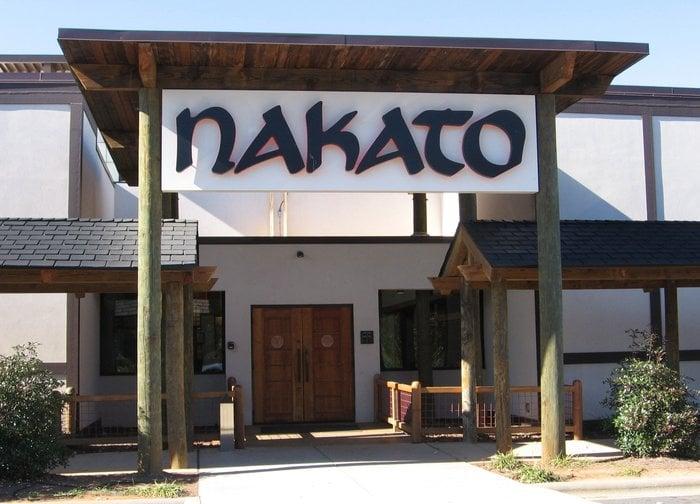 Nakato Japanese Restaurant Charlotte