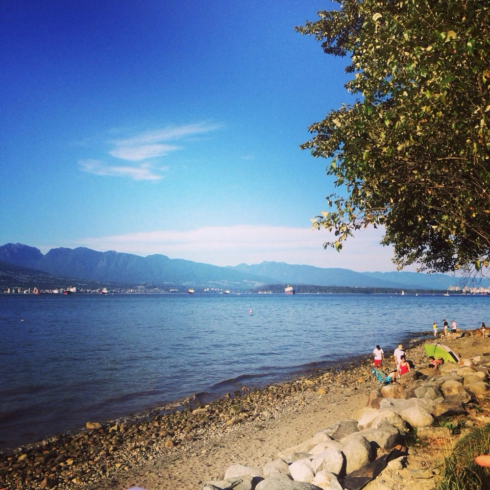 Vancouver Bc Beaches: Photos For Wreck Beach