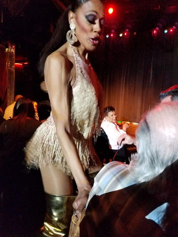 The Baton Show Lounge: 4713 North Broadway St, Chicago, IL