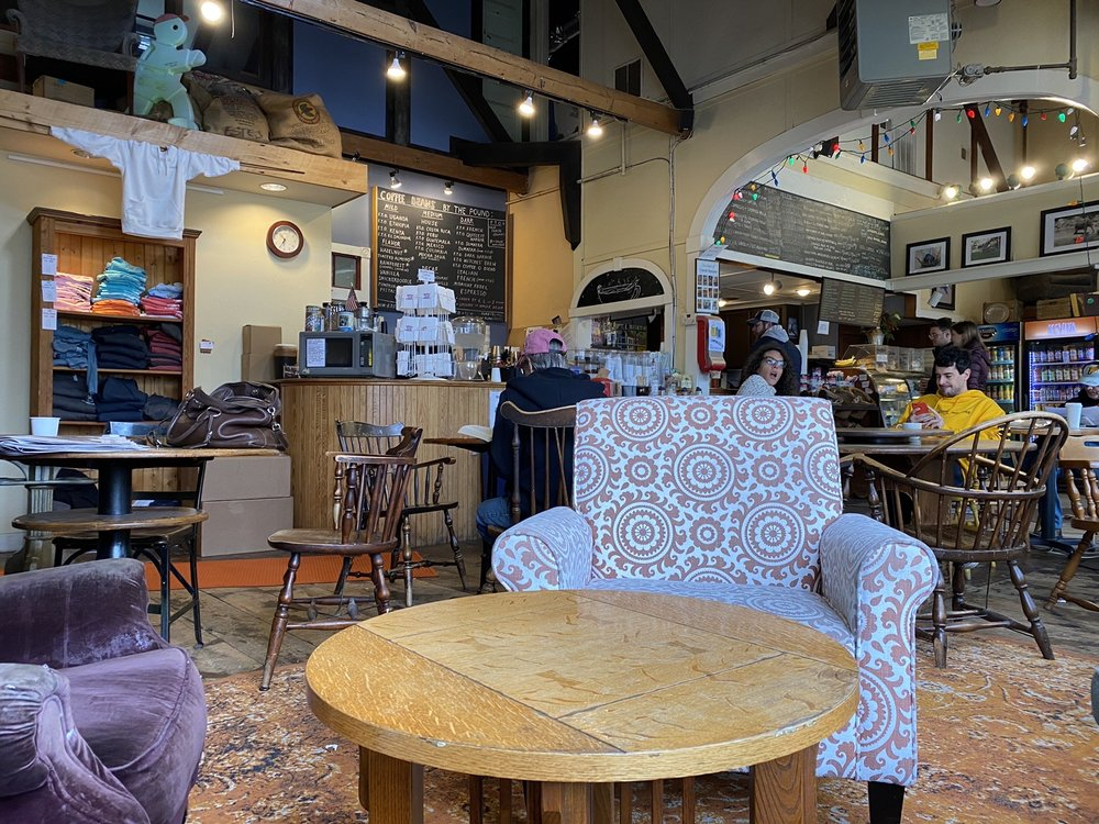 Coffee Obsession: 110 Palmer Ave, Falmouth, MA