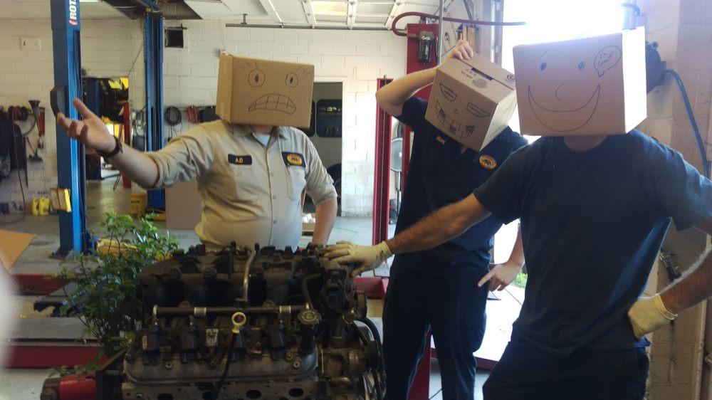 Next Generation Mechanic: 4004 Pulaski Hwy, Abingdon, MD
