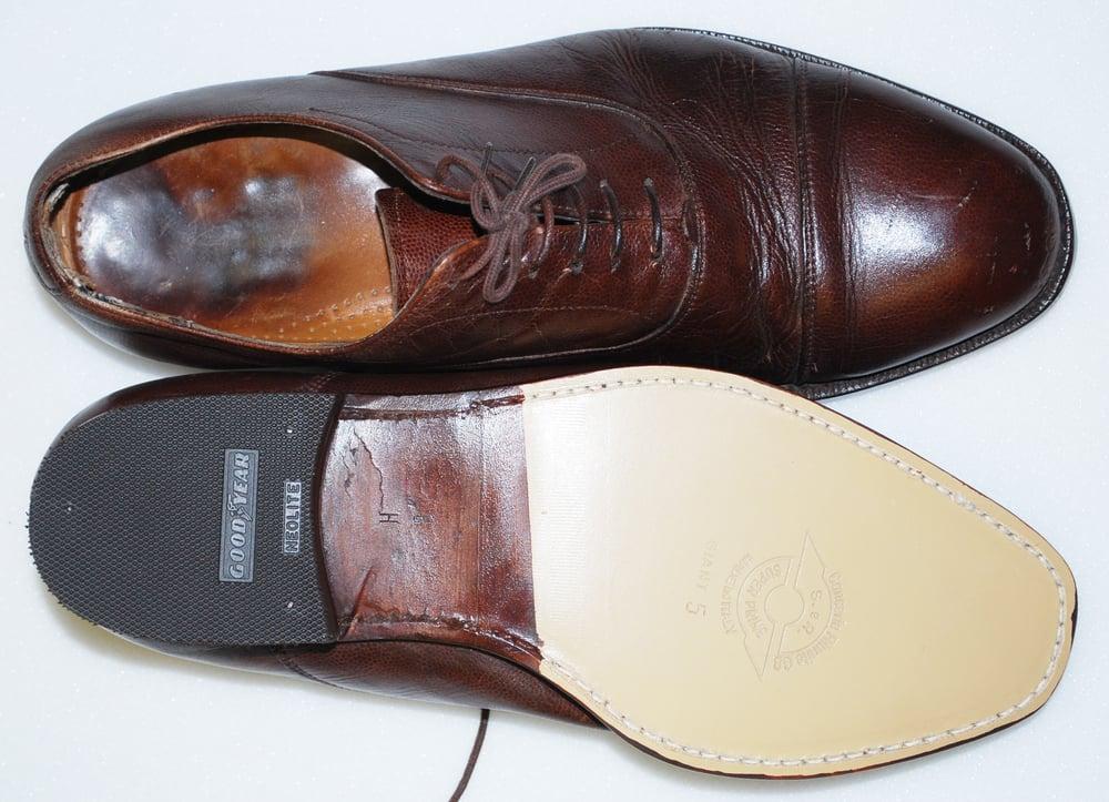 Shoe Repair Mass Ave Cambridge