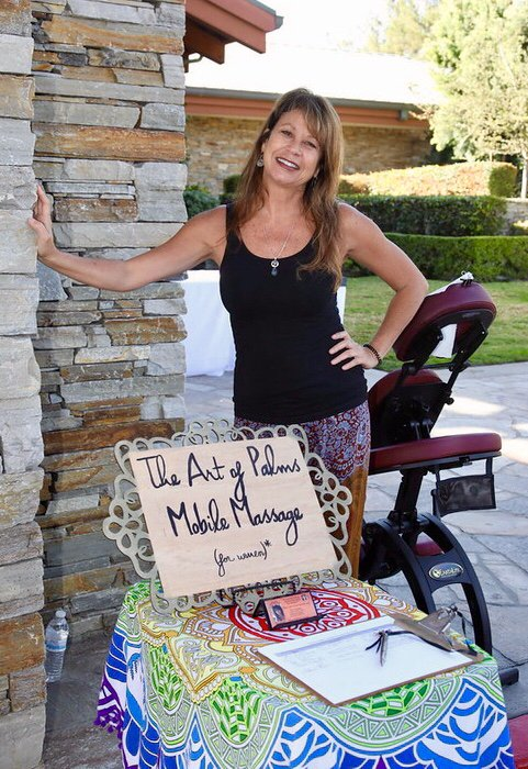 The Art of Palms, Mobile Massage for Women