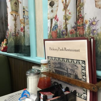 Hickory Park Restaurant Gilbertsville Pa