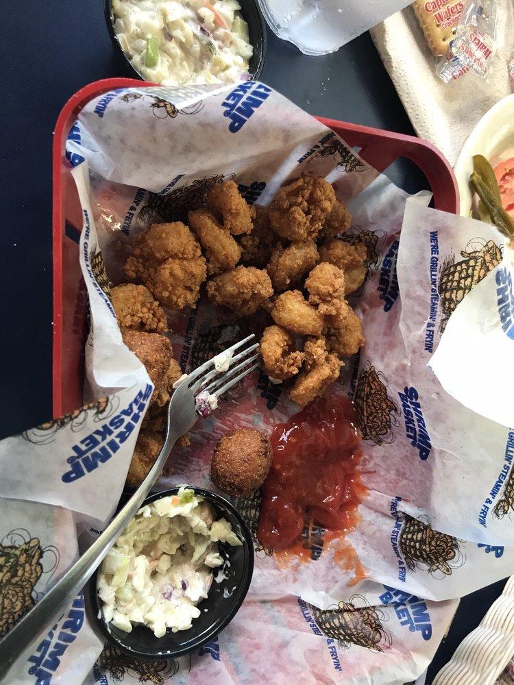 Shrimp Basket - Foley: 1500 S McKenzie St, Foley, AL