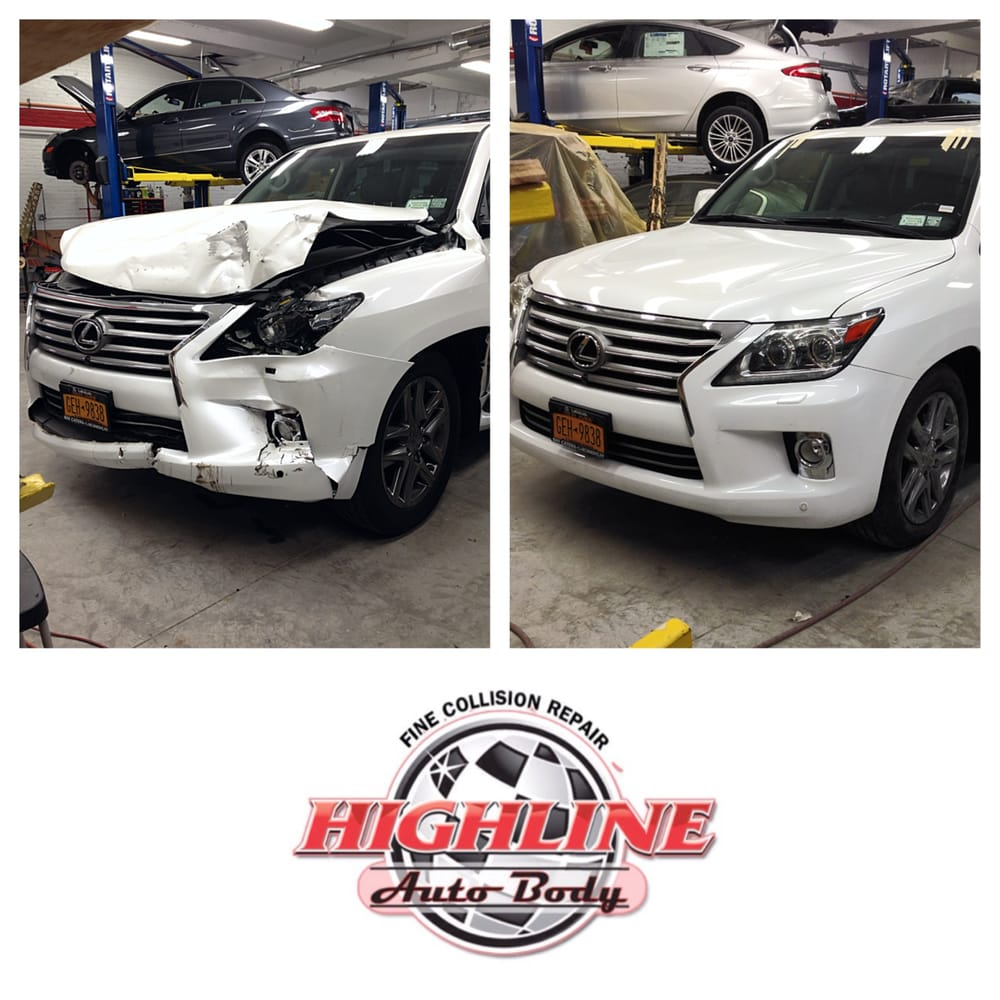 Highline Auto Body - 11 Reviews - Auto Repair - 171-02 39th Ave,  Auburndale, Flushing, NY - Phone Number - Yelp