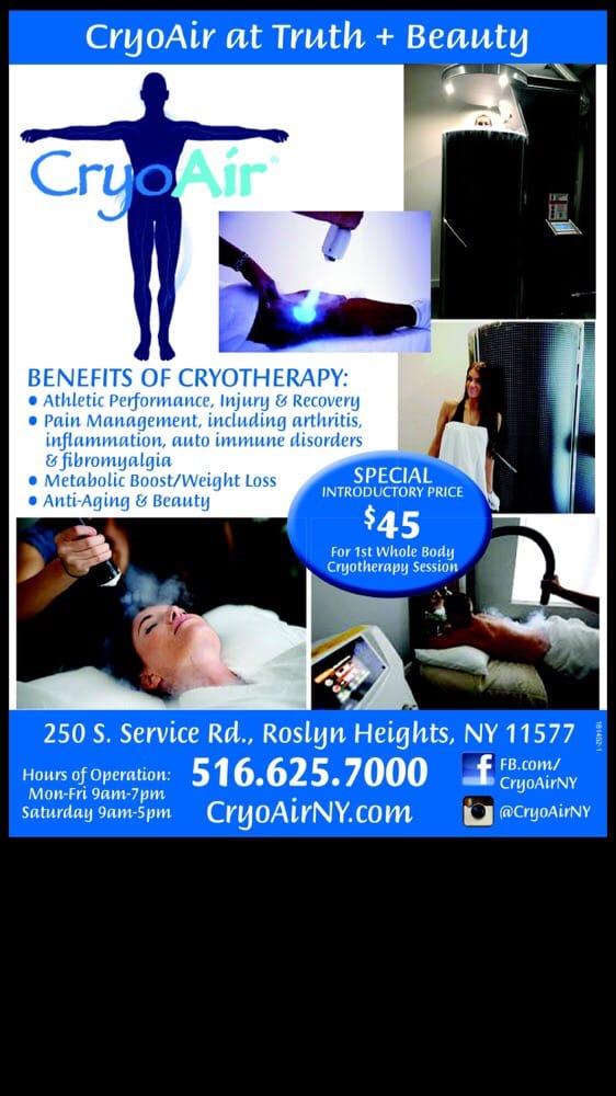 CryoAir - - Medical Spas - 250 S Service Rd, Roslyn Heights