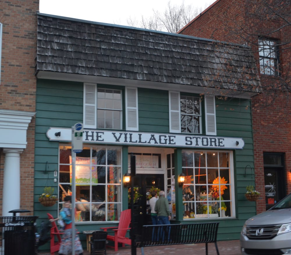 The Village Store: 110 S Main St, Davidson, NC