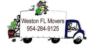 Weston FL Movers: 318 Indian Trace, Weston, FL