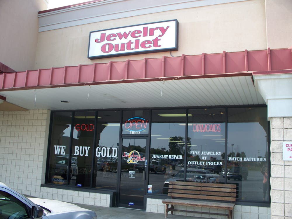 The Jewelry Outlet: 5155K Calhoun Memorial Hwy, Easley, SC