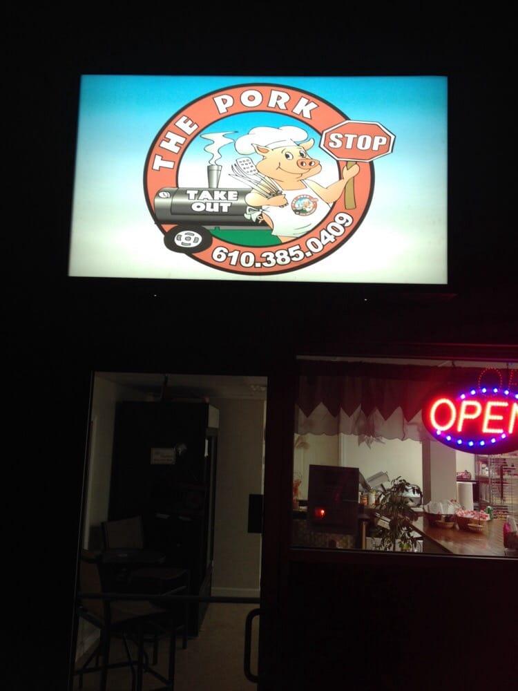 The Pork Stop: 2295 East Main St, Douglassville, PA