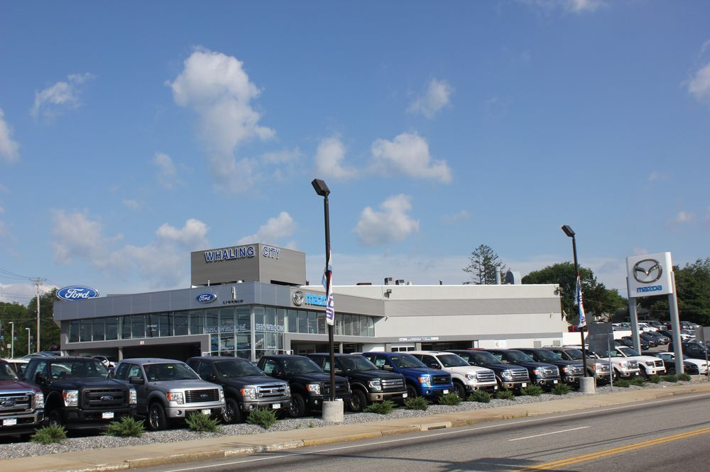 Whaling City Ford Lincoln Mazda Car Dealers 475 Broad