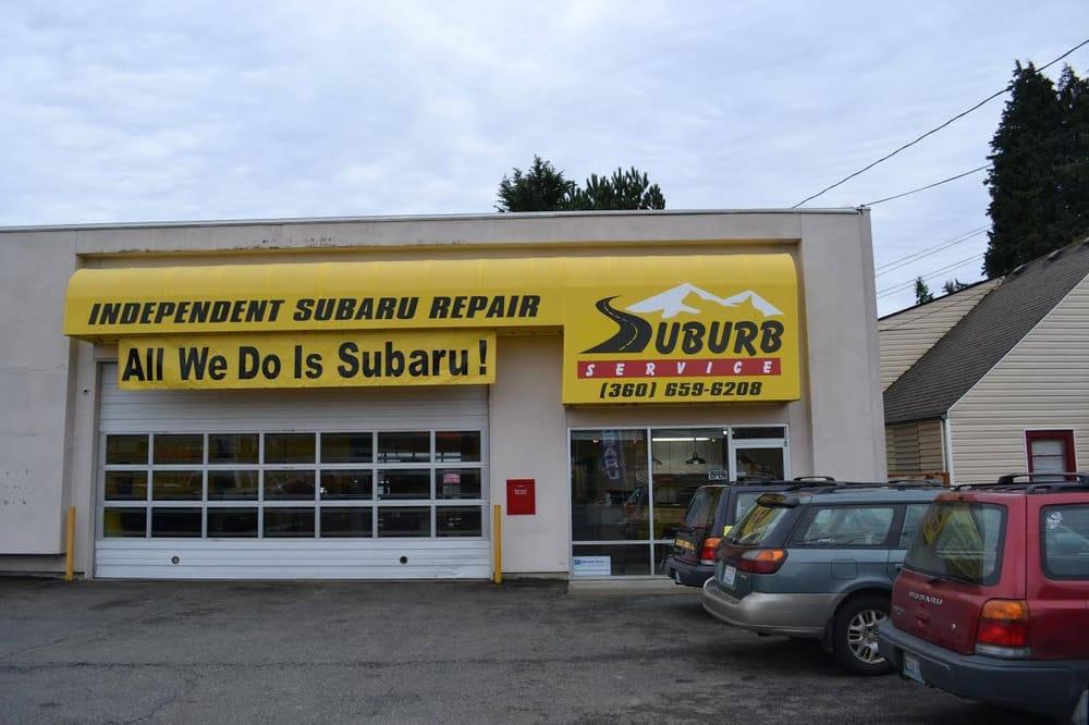 Suburb Service
