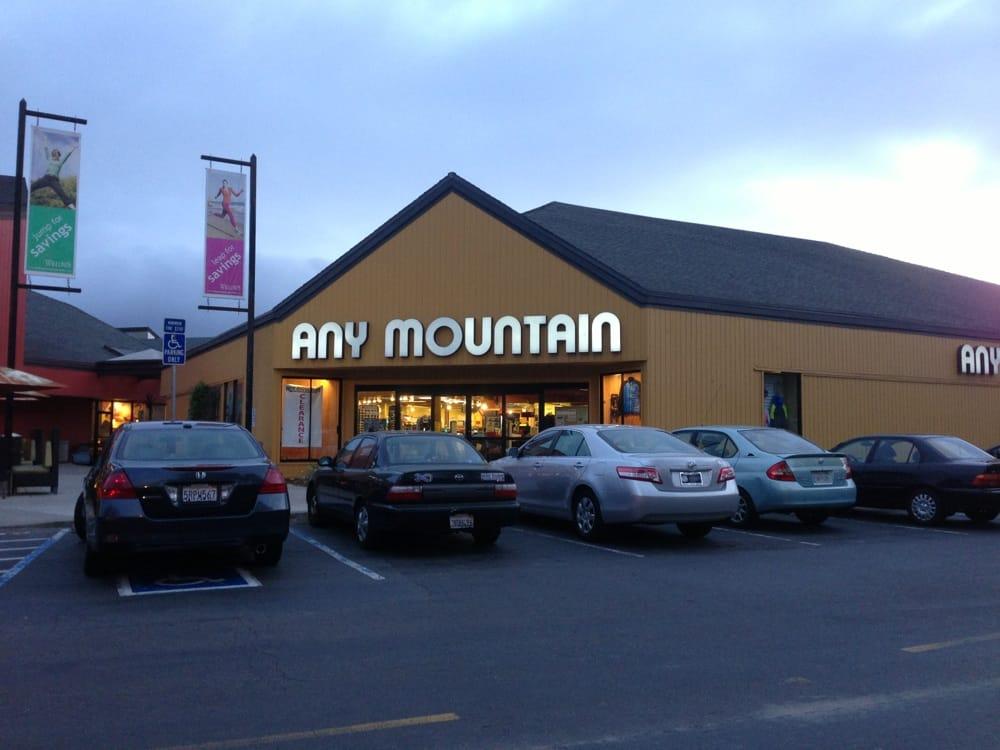 Any Mountain - Concord: 1975 Diamond Blvd, Concord, CA
