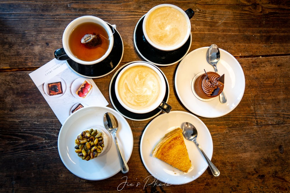 Tatte Bakery & Cafe: 200 Pier Four Blvd, Boston, MA