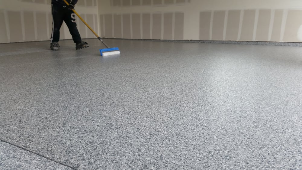 saddle ga coatings floor atlanta granite by garage epoxy flooring floors