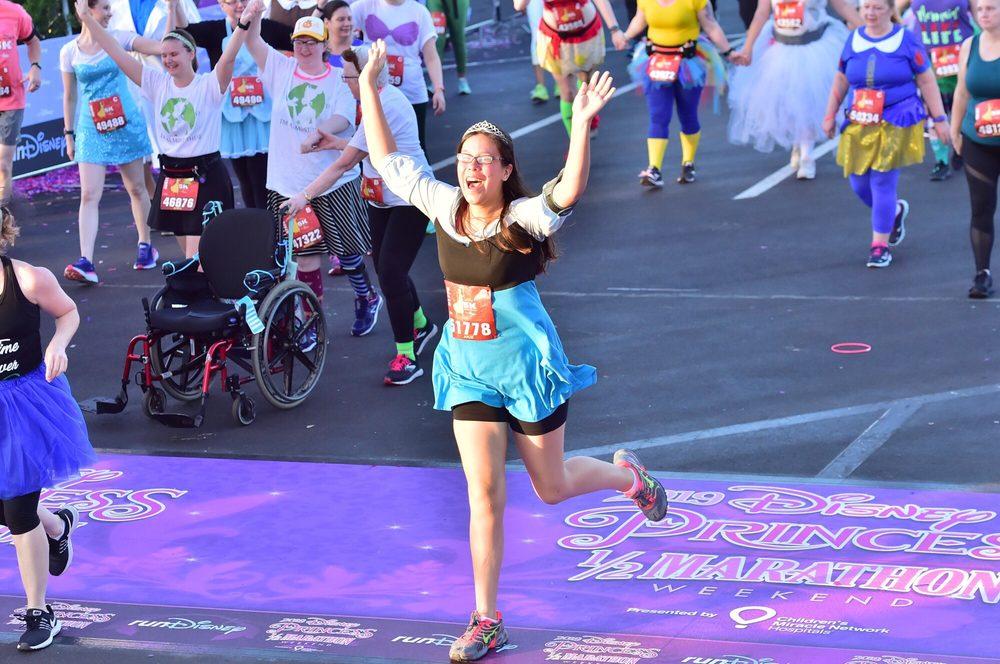 Disney's Princess Half Marathon: Walt Disney World Resort, Orlando, FL