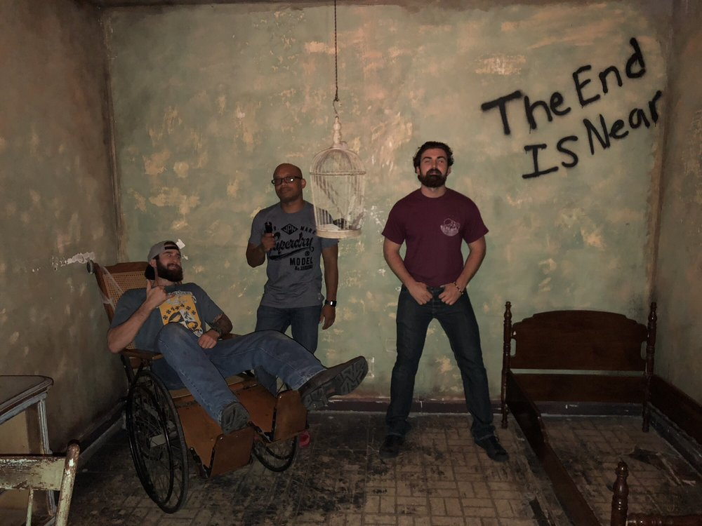 PanIQ Escape Room  - Los Angeles