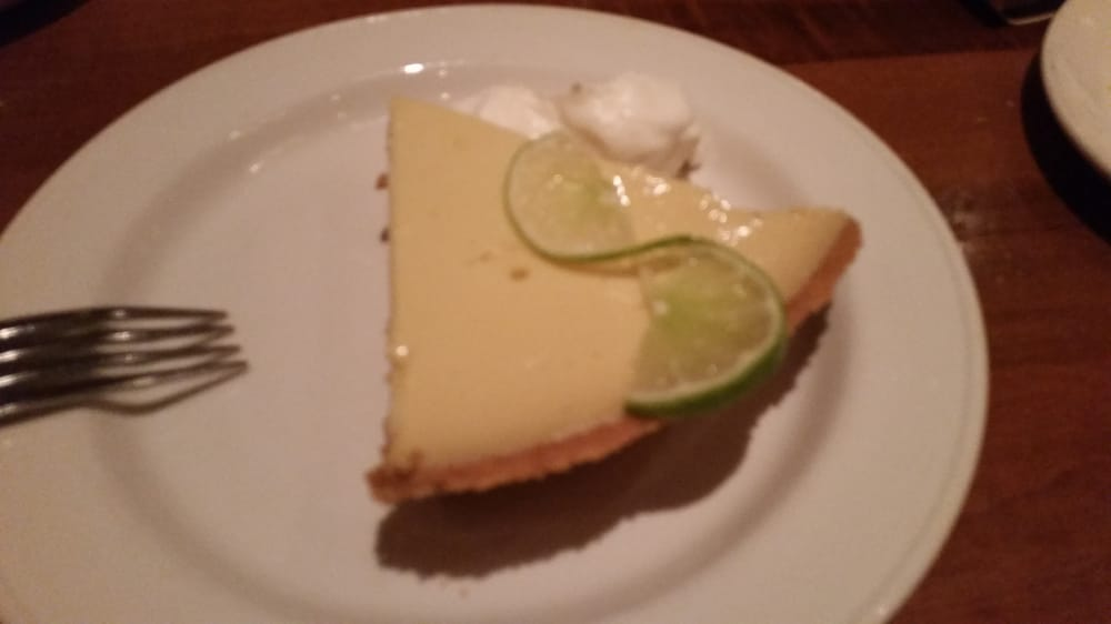 A nice surprise a birthday key lime pie yelp for King fish house huntington beach ca